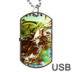 Doves Matchmaking 8 Dog Tag Usb Flash (two Sides)