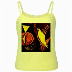 Cryptography Of The Planet Yellow Spaghetti Tank