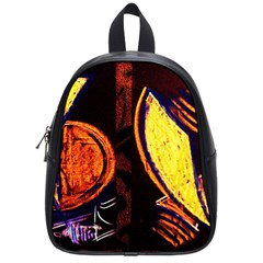 Cryptography Of The Planet School Bag (small)