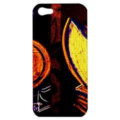 Cryptography Of The Planet Apple Iphone 5 Hardshell Case