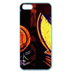 Cryptography Of The Planet Apple Seamless Iphone 5 Case (color)
