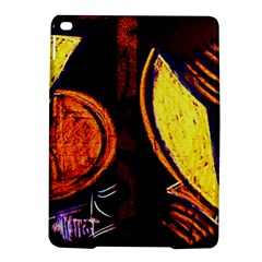 Cryptography Of The Planet Ipad Air 2 Hardshell Cases