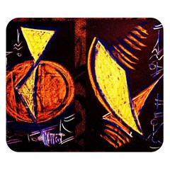 Cryptography Of The Planet Double Sided Flano Blanket (small)