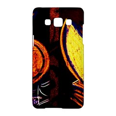 Cryptography Of The Planet Samsung Galaxy A5 Hardshell Case