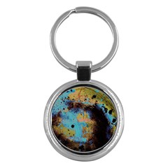 Blue Options 5 Key Chains (round)