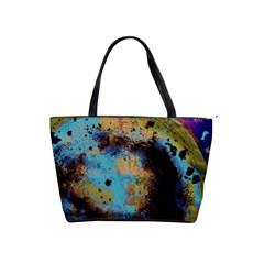 Blue Options 5 Shoulder Handbags