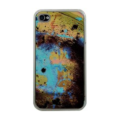Blue Options 5 Apple Iphone 4 Case (clear) by bestdesignintheworld