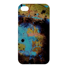 Blue Options 5 Apple Iphone 4/4s Premium Hardshell Case