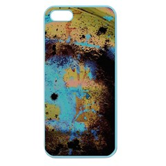 Blue Options 5 Apple Seamless Iphone 5 Case (color)
