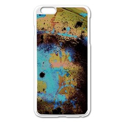 Blue Options 5 Apple Iphone 6 Plus/6s Plus Enamel White Case
