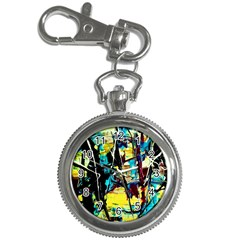 Dance Of Oil Towers 3 Key Chain Watches
