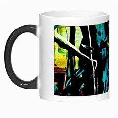 Dance Of Oil Towers 3 Morph Mugs