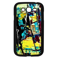 Dance Of Oil Towers 3 Samsung Galaxy Grand Duos I9082 Case (black)