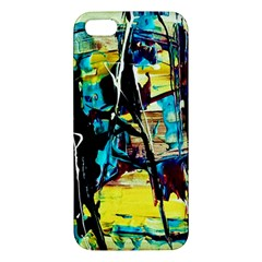Dance Of Oil Towers 3 Iphone 5s/ Se Premium Hardshell Case