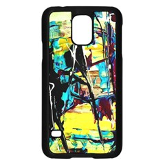 Dance Of Oil Towers 3 Samsung Galaxy S5 Case (black)