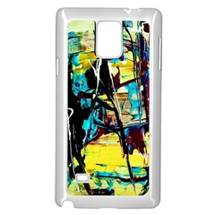 Dance Of Oil Towers 3 Samsung Galaxy Note 4 Case (white)