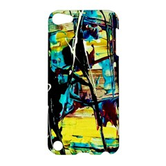Dance Of Oil Towers 3 Apple Ipod Touch 5 Hardshell Case by bestdesignintheworld