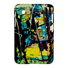 Dance Of Oil Towers 3 Samsung Galaxy Tab 2 (7 ) P3100 Hardshell Case