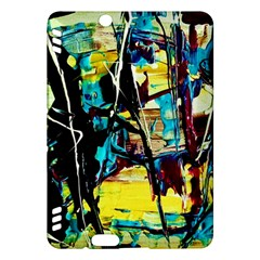 Dance Of Oil Towers 3 Kindle Fire Hdx Hardshell Case