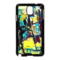 Dance Of Oil Towers 3 Samsung Galaxy Note 3 Neo Hardshell Case (black)
