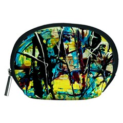 Dance Of Oil Towers 3 Accessory Pouches (medium)