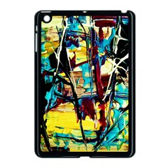 Dance Of Oil Towers 4 Apple Ipad Mini Case (black) by bestdesignintheworld