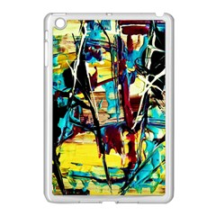 Dance Of Oil Towers 4 Apple Ipad Mini Case (white) by bestdesignintheworld