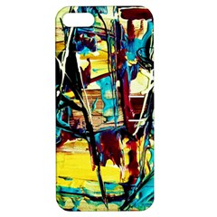 Dance Of Oil Towers 4 Apple Iphone 5 Hardshell Case With Stand