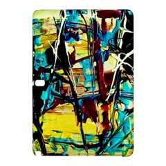 Dance Of Oil Towers 4 Samsung Galaxy Tab Pro 12 2 Hardshell Case by bestdesignintheworld