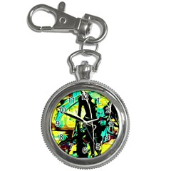 Dance Of Oil Towers 5 Key Chain Watches