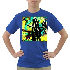 Dance Of Oil Towers 5 Dark T Shirt