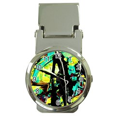 Dance Of Oil Towers 5 Money Clip Watches