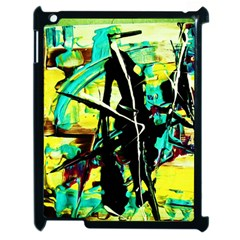 Dance Of Oil Towers 5 Apple Ipad 2 Case (black) by bestdesignintheworld