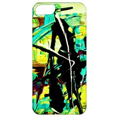 Dance Of Oil Towers 5 Apple Iphone 5 Classic Hardshell Case