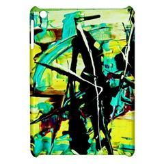 Dance Of Oil Towers 5 Apple Ipad Mini Hardshell Case