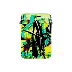 Dance Of Oil Towers 5 Apple Ipad Mini Protective Soft Cases by bestdesignintheworld