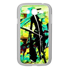 Dance Of Oil Towers 5 Samsung Galaxy Grand Duos I9082 Case (white) by bestdesignintheworld