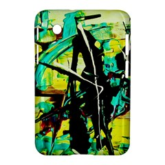 Dance Of Oil Towers 5 Samsung Galaxy Tab 2 (7 ) P3100 Hardshell Case