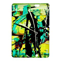 Dance Of Oil Towers 5 Kindle Fire Hdx 8 9  Hardshell Case