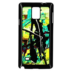 Dance Of Oil Towers 5 Samsung Galaxy Note 4 Case (black) by bestdesignintheworld