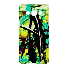 Dance Of Oil Towers 5 Samsung Galaxy A5 Hardshell Case