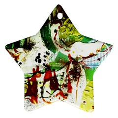 Doves Matchmaking 12 Ornament (star)