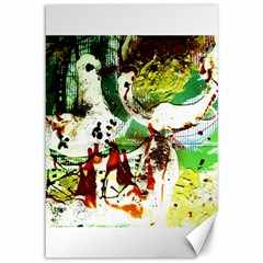 Doves Matchmaking 12 Canvas 12  X 18
