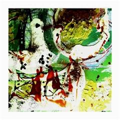 Doves Matchmaking 12 Medium Glasses Cloth
