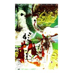 Doves Matchmaking 12 Shower Curtain 48  X 72  (small)