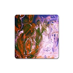 Close To Pinky,s House 12 Square Magnet