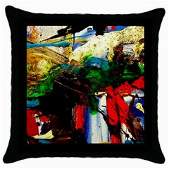 Catalina Island Not So Far 6 Throw Pillow Case (black) by bestdesignintheworld
