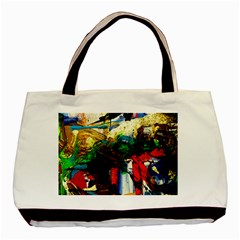 Catalina Island Not So Far 6 Basic Tote Bag by bestdesignintheworld