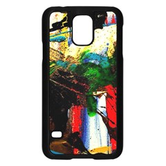 Catalina Island Not So Far 6 Samsung Galaxy S5 Case (black)