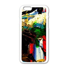 Catalina Island Not So Far 6 Apple Iphone 6/6s White Enamel Case
